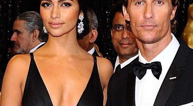 Matthew McConaughey and Camila Alves have announced their engagement