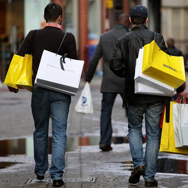 Clothing and footwear sales are predicted to grow by just 14 pounds extra per person, as a result of higher prices