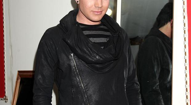 Adam Lambert was detained by police in Finland