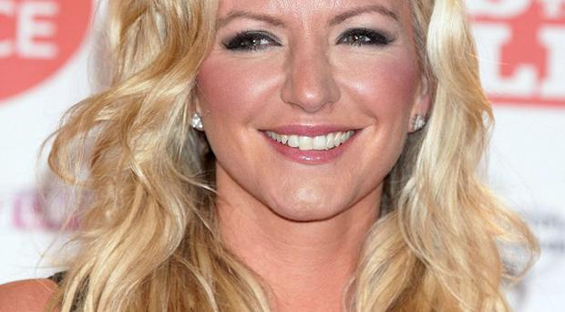 Michelle Mone's lawyers said the split was amicable