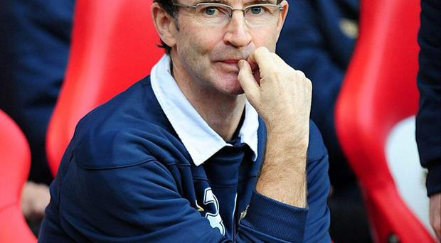 New Year's wish: Martin O'Neill is hoping for more home wins