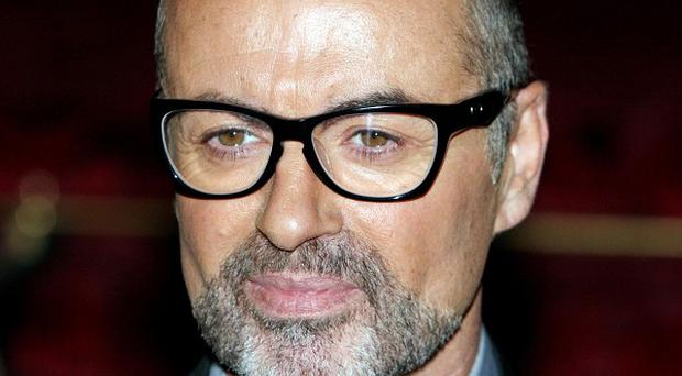 George Michael has returned home from hospital