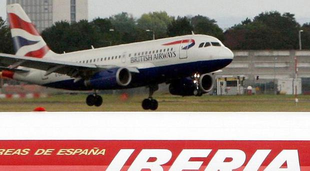 Iberia has cancelled 118 flights due to a pilot strike