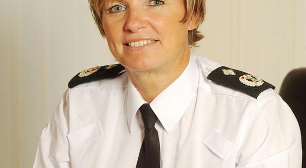 PSNI Deputy Chief Constable Judith Gillespie indicated future FBI agents could be trained at Cookstown (PSNI/PA)