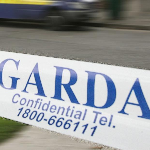 A 36-year-old Polish man has been shot in the leg outside a house in Celbridge, Co Kildare