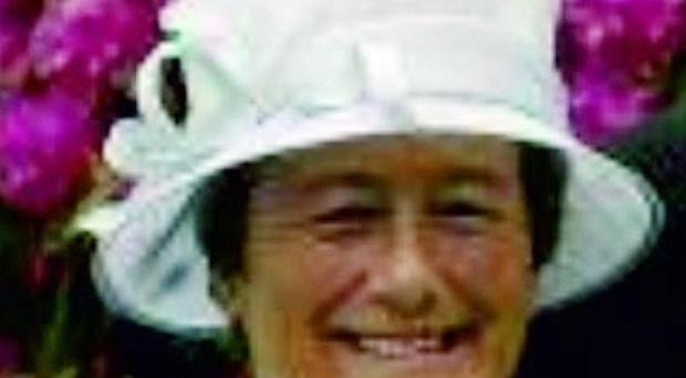 Margaret Holt went missing during a hiking trip to Lanzarote