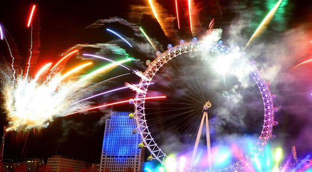Almost three in four people plan to stay in on New Year's Eve, a survey says