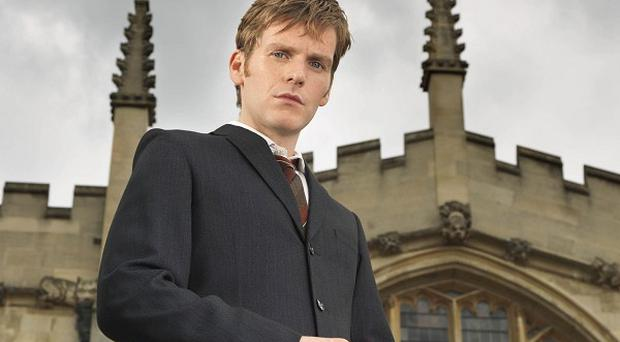 Shaun Evans says the young Morse is already guarded about revealing his first name