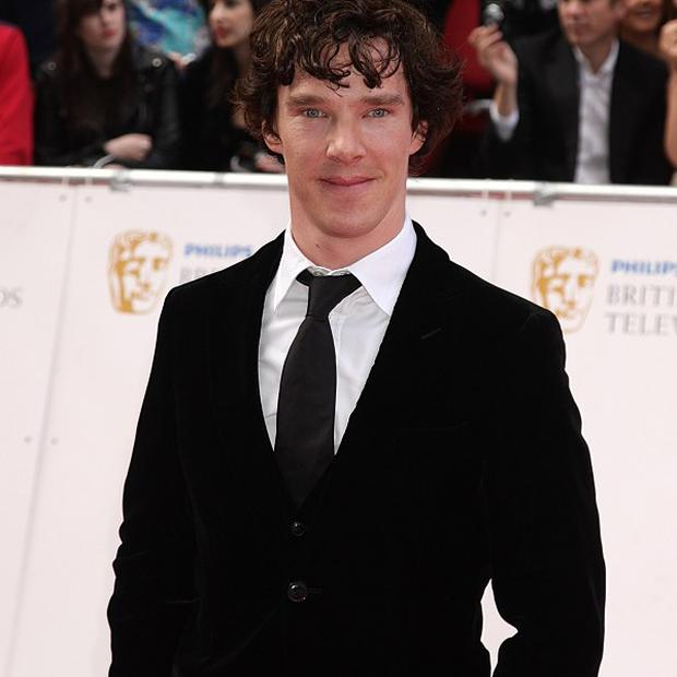 Benedict Cumberbatch reckons fans of Sherlock like the fact that his character is 'slightly sociopathic'