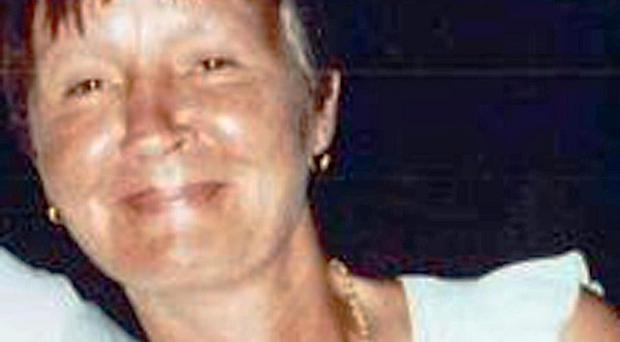 Stephen Woodward has been charged with murdering his wife Gillian, pictured, on Christmas Day