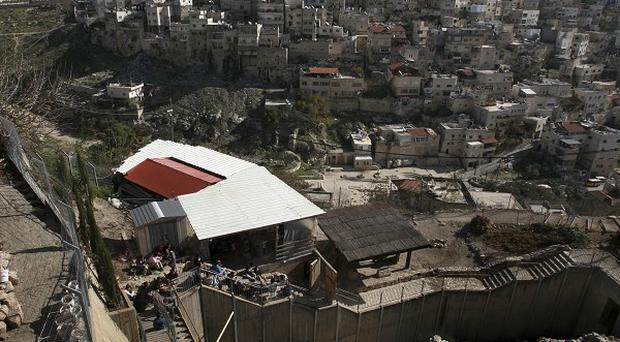 Israeli authorities approved construction of new homes and a tourism centre in sensitive areas of Jerusalem (AP)
