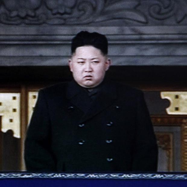 Kim Jong Un was named North Korea's Great Leader
