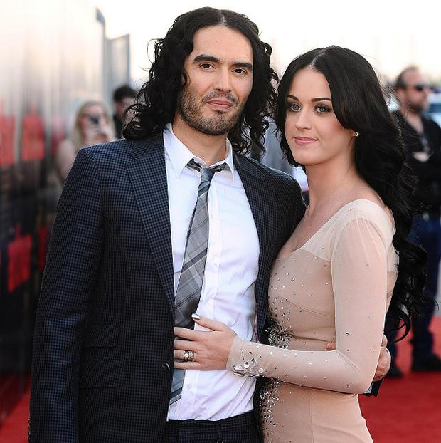 Katy Perry and Russell Brand are ending their marriage