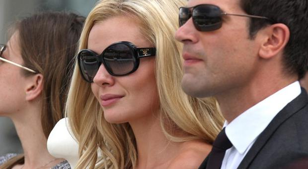 Katherine Jenkins and Gethin Jones have ended their relationship