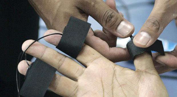 Police are carrying out a new study on the usefulness of lie detector tests