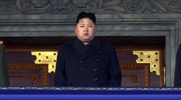 Kim Jong Un has assumed supreme command of the Korean People's Army (AP)