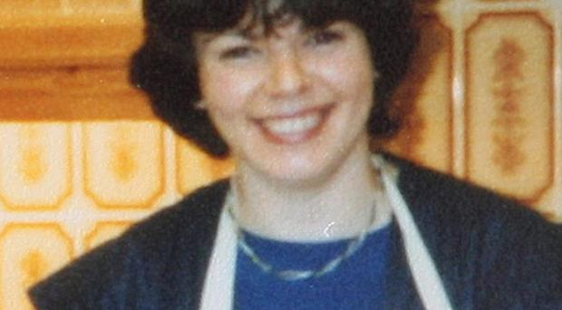 Colin Howell confessed to murdering his wife Lesley (pictured) and his lover's husband Trevor Buchanan