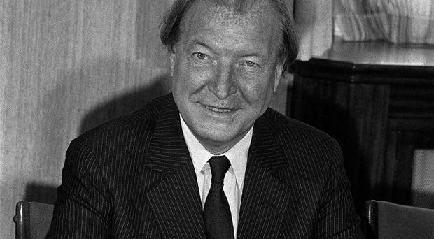 Taoiseach Charles Haughey discussed Ireland's refusal to join Nato during 1981 talks with German Chancellor Helmut Schmidt