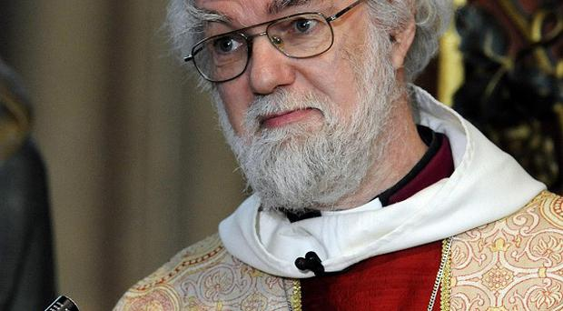 The Archbishop of Canterbury has called on the public in his New Year message not to give up on the younger generation