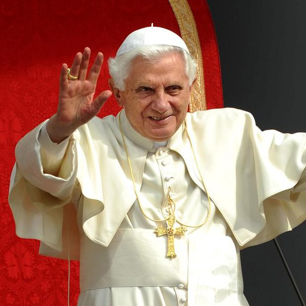 Young people must be educated about fundamental values, Pope Benedict XVI has said