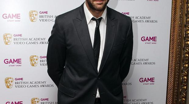 Chris O'Dowd will try and quit smoking in 2012