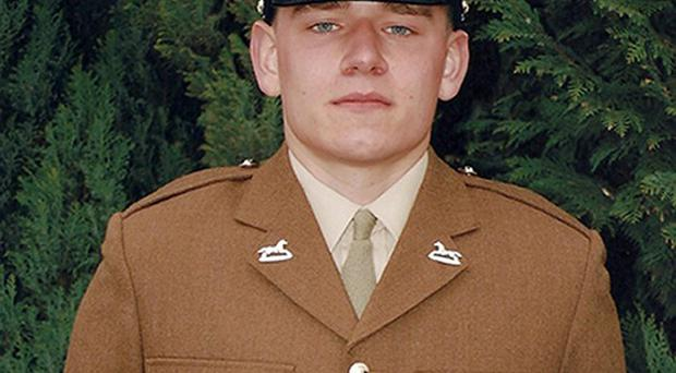 Private John King, of 1st Battalion The Yorkshire Regiment, was killed in an explosion in Afghanistan (MoD Crown Copyright/PA)
