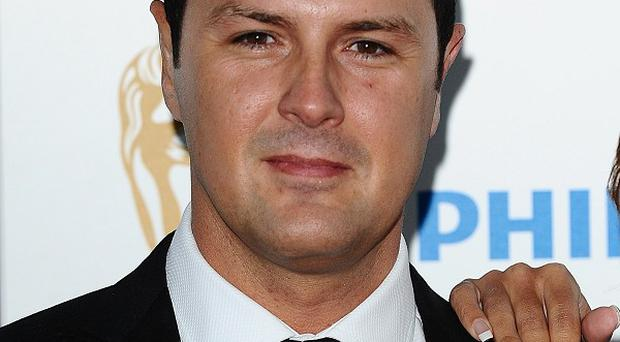 Paddy McGuinness doesn't mind people shouting catchphrases at him
