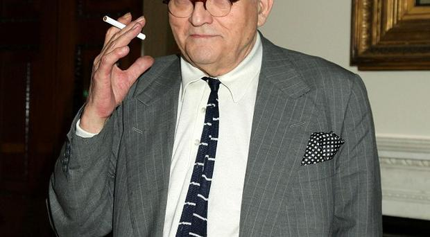 David Hockney said it was 'insulting' for an artist to employ others to make their creations