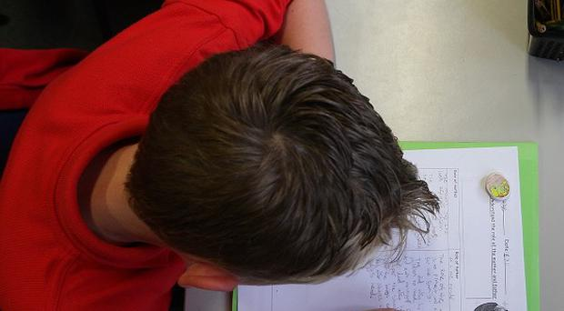 A lack of routine had affect a child's school grades, research found