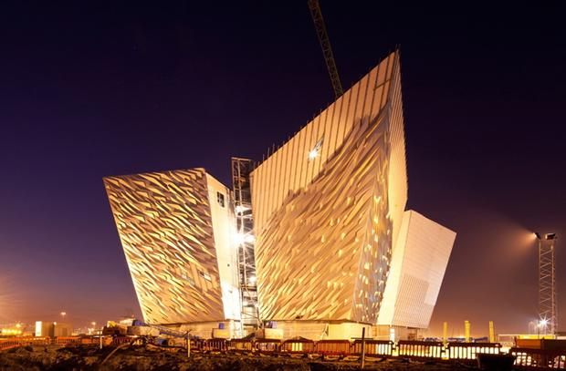 The Titanic Building will immortalise one of history's most enduring tales