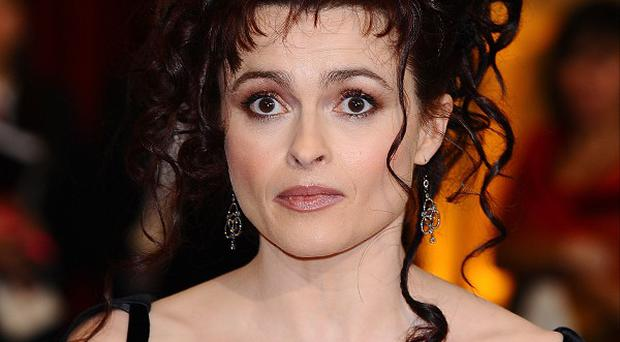 Helena Bonham Carter has been honoured for services to drama