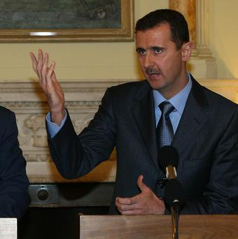 The Syrian Government, under Bashar Assad, has blamed terrorists for a gas pipeline attack