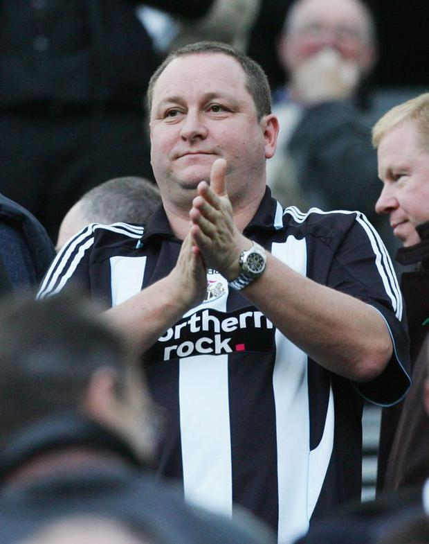 The potential buyers — who are understood to include Newcastle United owner Mike Ashley's Sports Direct