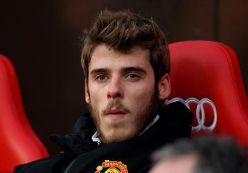 David de Gea has been given a vote of confidence from Sir Alex Ferguson