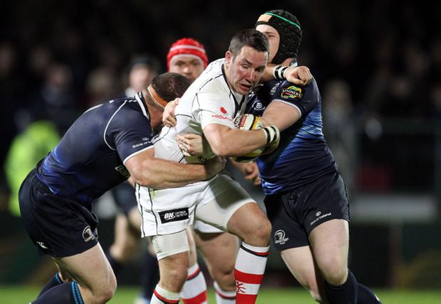 Paddy Wallace is almost certain to feature for Ulster on Friday following injury lay-off