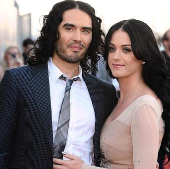 Russell Brand and Katy Perry are to divorce