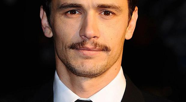 James Franco is to publish his first novel