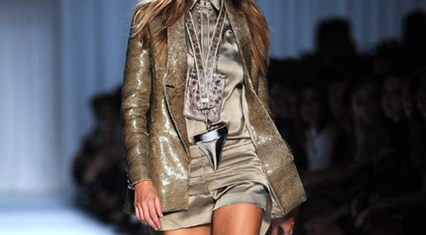 <b>1. Gisele Bundchen</b> After nearly 15 years at the top of her game (Gisele is the face of three major campaigns for spring 2012) and one baby under her belt, 31-year-old Gisele still has the body most women would die for