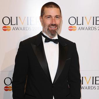 Matthew Fox is preparing to make his big-screen comeback