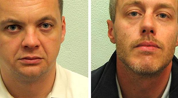 The sentences handed to Gary Dobson and David Norris are to be reviewed by the Attorney General