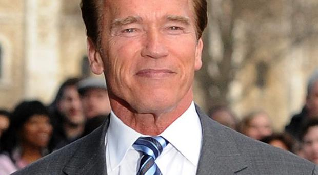 Is a reconciliation on the cards for Arnold Schwarzenegger?