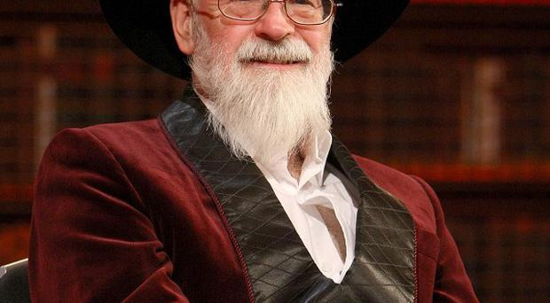 Older people regard care homes as something akin to workhouses, author Sir Terry Pratchett has said