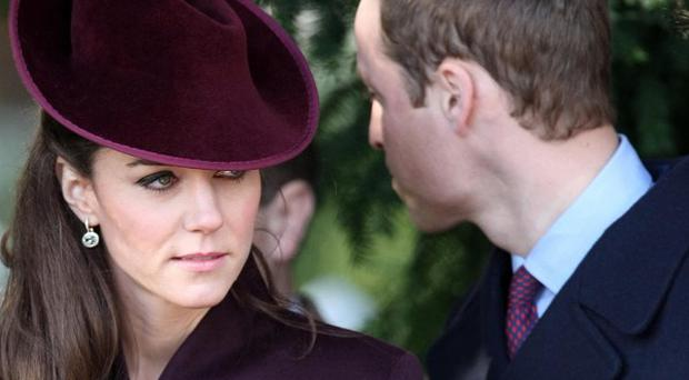 Concerns have been raised over security arrangements at the Duke and Duchess of Cambridge's new home in Kensington Palace