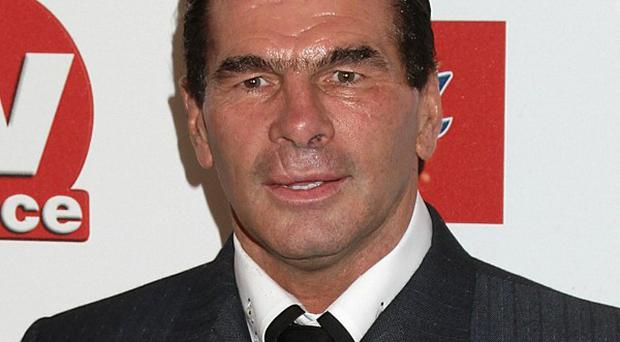 Paddy Doherty is being sentenced for affray