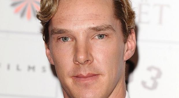 Benedict Cumberbatch insisted the controversial nudity in Sherlock was tasteful