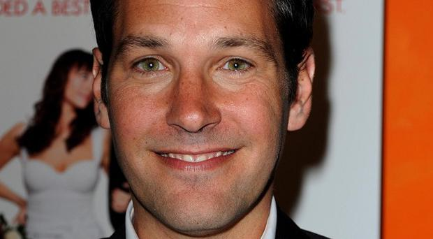 Paul Rudd will soon be starring in Knocked Up follow-up This Is Forty