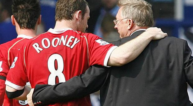 Wayne Rooney was disciplined by Sir Alex Ferguson last week after he became aware of the player having a night out on Boxing Day