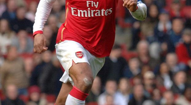 Thierry Henry will be back in the Arsenal squad for Monday night's FA Cup third-round clash against Leeds