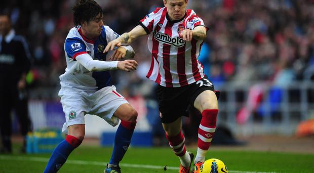 James McClean (right) will say no to Michael O'Neill
