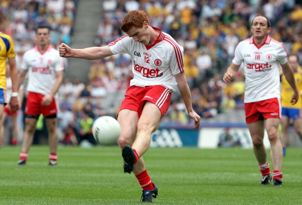 Peter Harte will tomorrow again underline the fact that he is among the most versatile players in the game